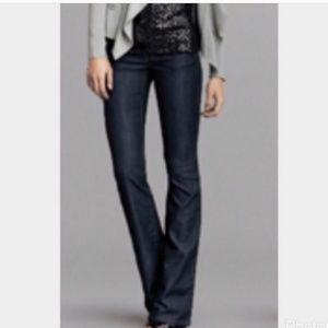 Cabi dark wash bootcut jeans